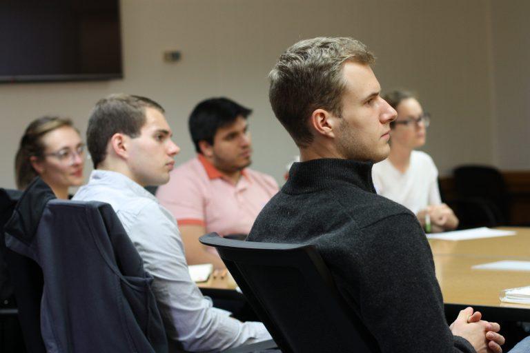 EAP Professional Skills Seminar Fall 2019
